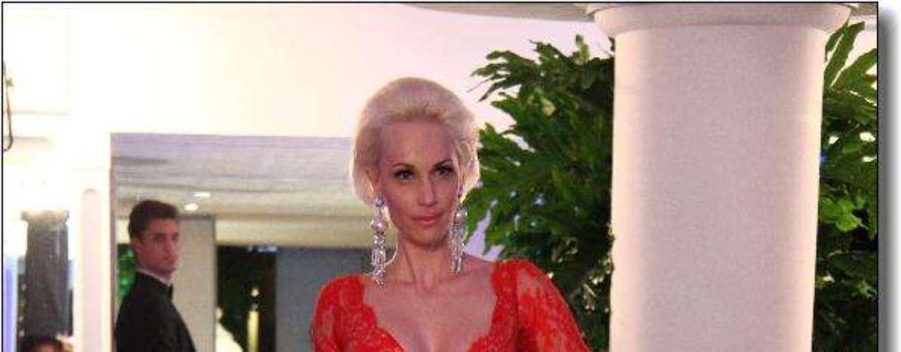 Ingrid Grudke, belleza del litoral para exportar.