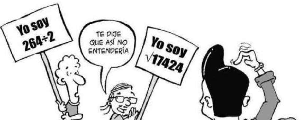 Una de las bromas que más ha circulado por las redes sociales es la referente al 'copete' de Enrique Peña Nieto.