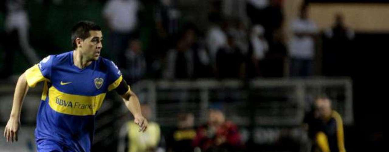 En el 2008 Juán Román Riquelme regresa definitivamente al club de sus amores. Su traspaso a Boca se convierte en el más caro de la historia del fútbol argentino.