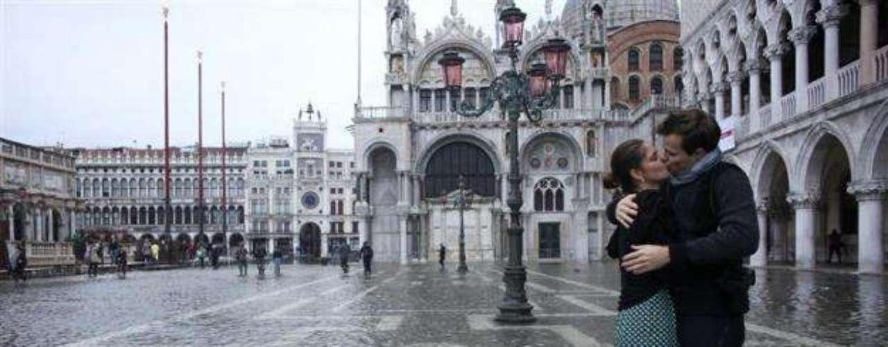 Aprovechando las plazas de Venecia.