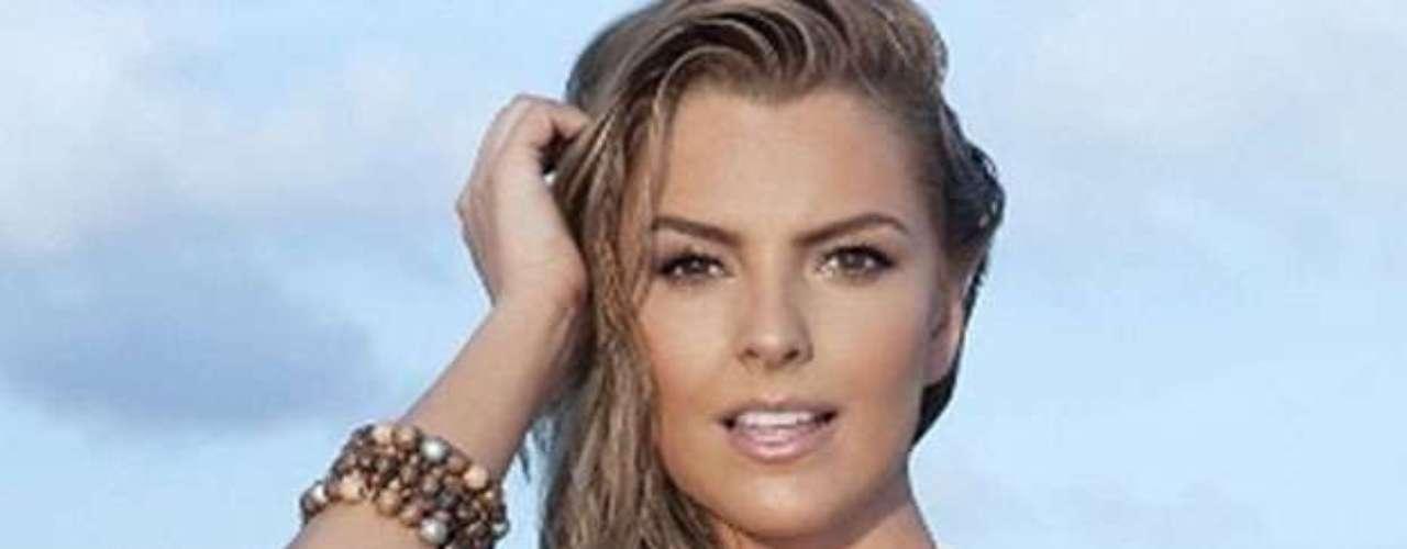 La guapa rubia de 32 años dará vida a la malvada pero sensual 'Kendra Ferreti' en 'Amores Verdaderos'.