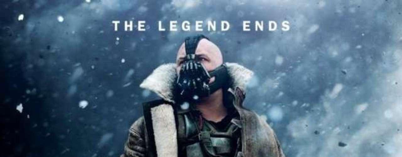 9. No se quiso tener en cuenta a 'The Joker', como el villano para esta entrega, ya que Bane, realmente representa un reto físico para Batman, contrario al efecto del reto intelectual que representaba 'The Joker'.