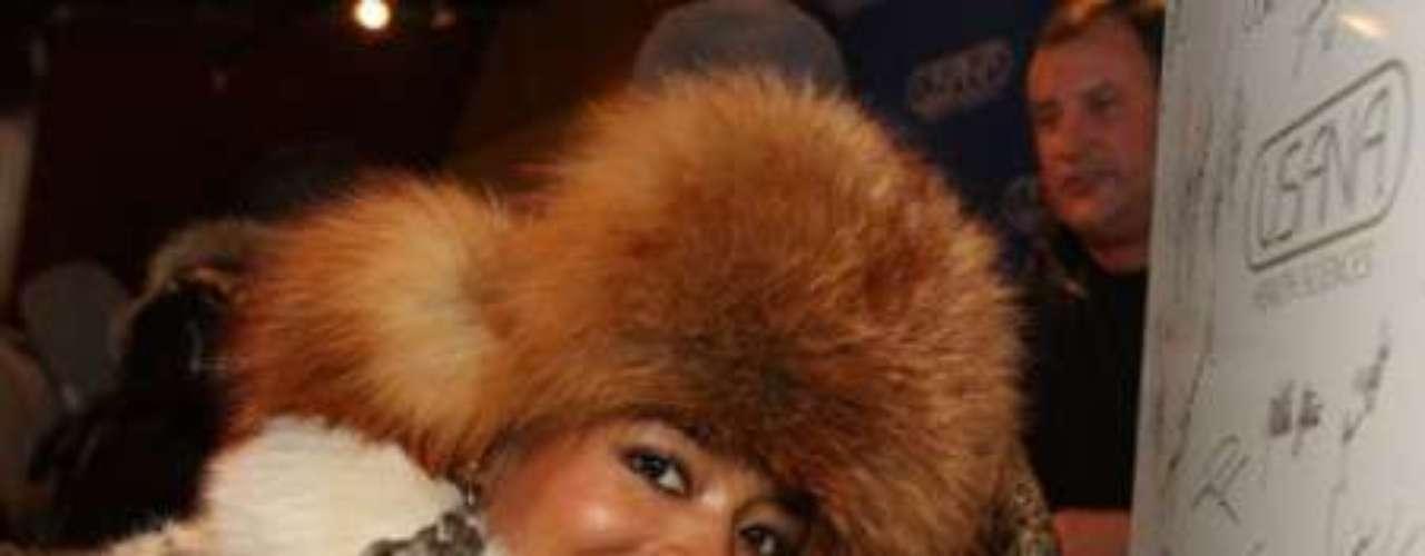 Kelis. La peculiar cantante es una de las principales rivales de PETA. Aparte de lucir extravagantes pieles de animales y varios accesorios de cuero, anunció en alguna ocasión que \