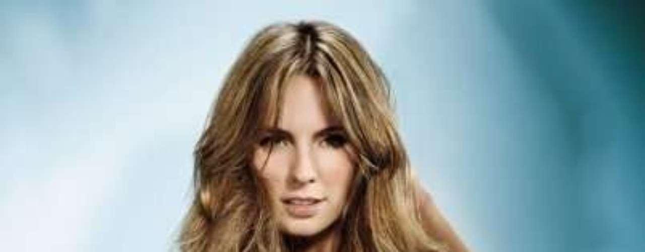 La presentadora y modelo Claudia Bahamón está en el grupo de las finalistas gracias a su belleza y figura.