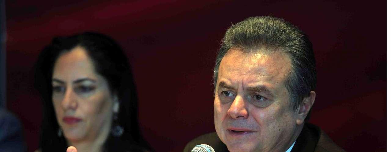 El líder del PRI, Pedro Joaquín Coldwell, aspira a la Secretaría de Gobernación pero podría ir a la Secretaría del Medio Ambiente o a la de Turismo.