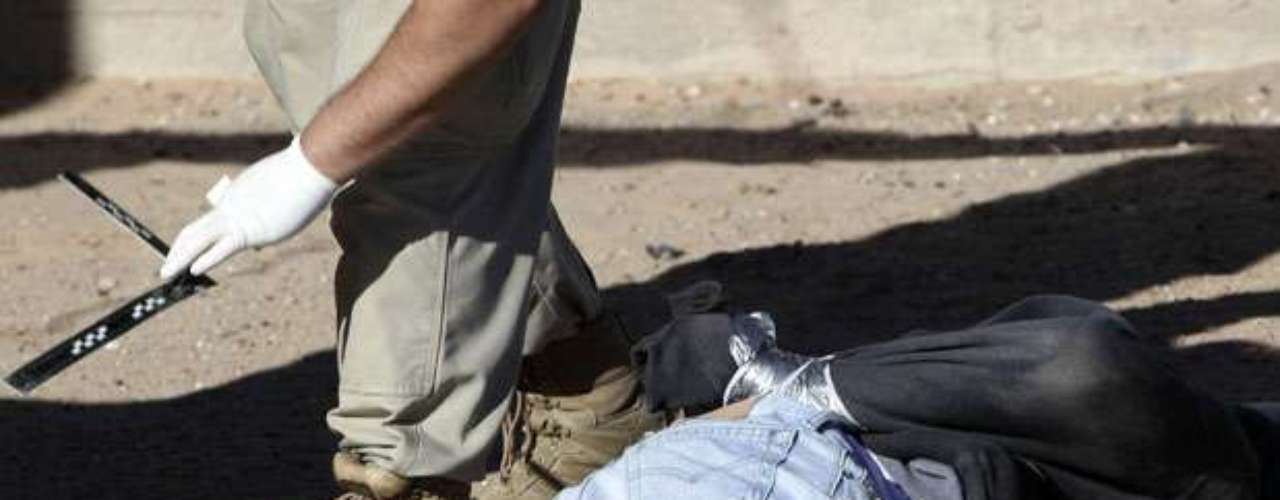 Ciudad Juárez ha sido considerada en los últimos años como la ciudad más peligrosa del mundo, debido a su elevada tasa de homicidios.