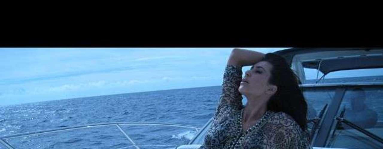 'En el mar, Kim es más sabrosa'... Perdón: 'En el mar, la vida es más sabrosa'