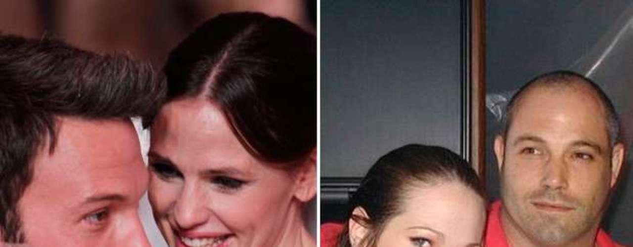La pareja conformada por Ben Affleck y Jennifer Garner no se verían tan mal a pesar de su cambio.