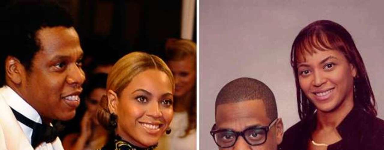 Beyonce y Jay-Z - Estas celebridades tienen todo el potencial para ser bellos pero la página en facebook Planet Hiltron ha encontrado la manera de bajarlos de su pedestal y revelar su identidad si no fueran famosos, sin los millones para tratamientos, estilistas ni la disciplina del ejercicio y la buena alimentación. ¿Cuál es tu transformación favorita?