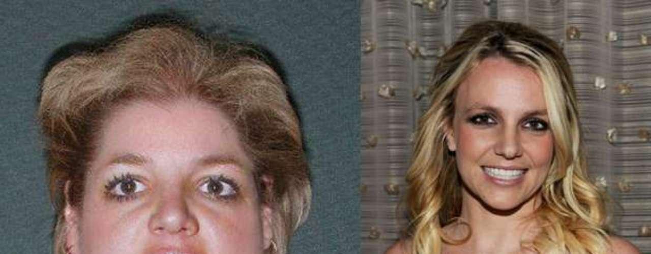 La cantante estadounidense Britney Spears, más conocida como la 'Princesa del pop' cambiaría su apariencia por completo luciendo unos kilos de más.