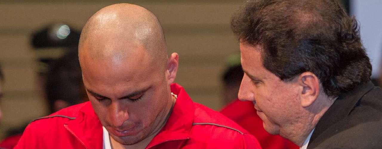 Omar Pérez afirmó recientemente que si dependiera de él jugaría 5 años más en Santa Fe.