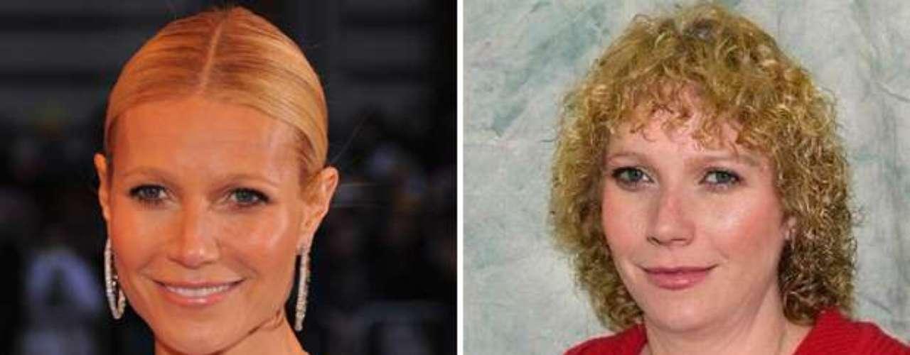 Un evidente cambio tendría la estrella estadounidense Gwyneth Paltrow.
