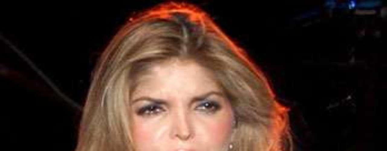 Ana Bárbara será la sustituta de Jenni Rivera  en el programa \