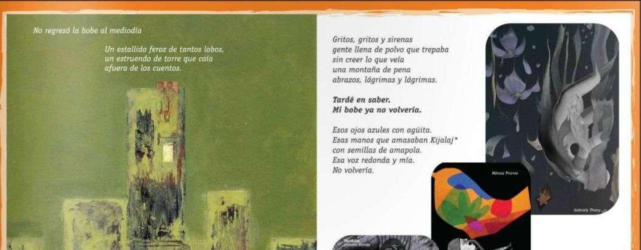El relato se realizó a través de ocho cuentos creados por escritores especializados, y 231 ilustraciones realizadas por artistas del Foro de Ilustradores-Argentina.