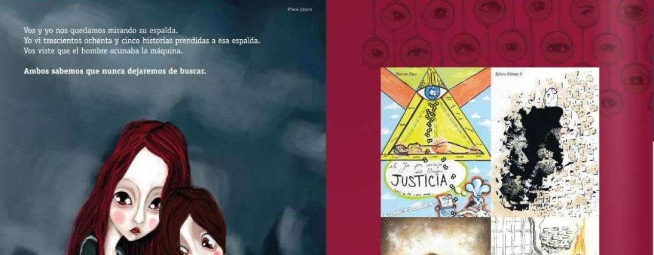 Estos tres elementos de esta campaña buscan crear conciencia y alimentar la memoria de los argentinos, según se explicó.