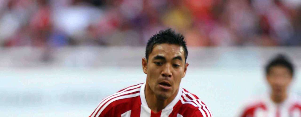 Marco Fabian continues to be the icon with Chivas though he will miss the beginning of the season as he competes in London 2012.