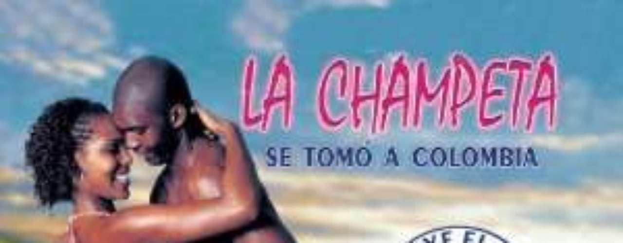 En 2001 el Sayayín grabó junto a Sony Music, el compilado 'La champeta se tomó Colombia'. 'La voladora' y 'La pruebita' serían sus aportes al disco que reunió figuras del ritmo como Alfredo Torres, Sergio Linan, Hernando Hernández, Ismael Simancas y Charles King.