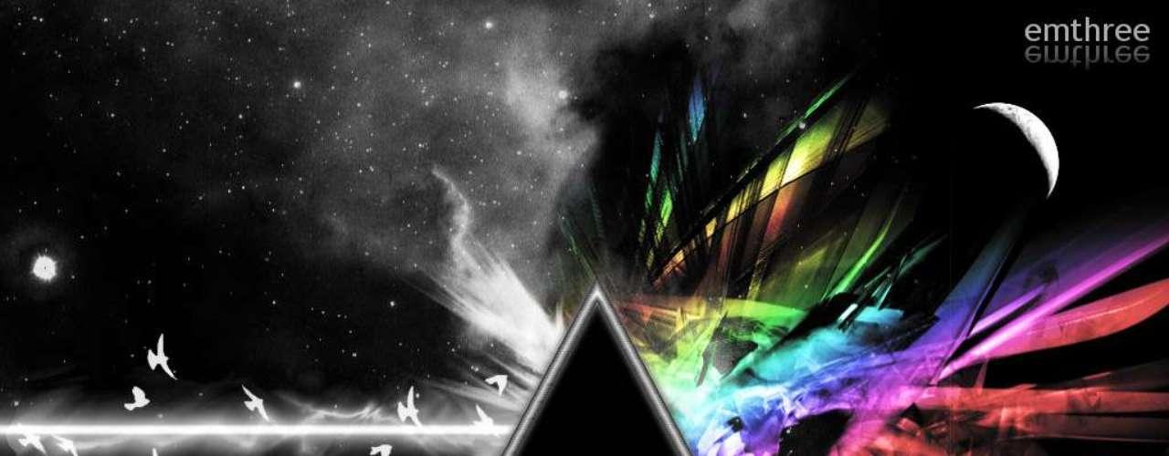 La totalidad de las canciones y las letras del álbum 'The Dark Side Off The Moon' de Pink Floyd se demoraron 7 semanas en ser escritas.
