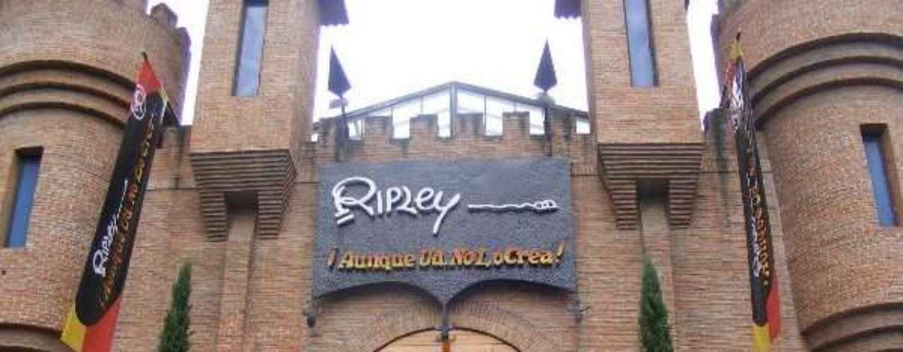 El Museo de Ripley de la Ciudad de México es parte de la cadena mundial de recintos que registran lo más increíble del mundo. Lánzate a este lugar lleno de sorpresas.