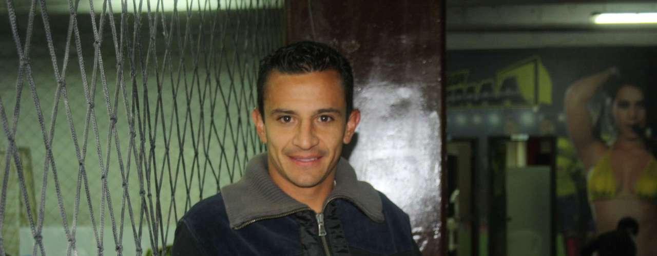 Francisco Delgado, lateral bogotano que nació en la divisiones menores de Independiente Santa Fe.