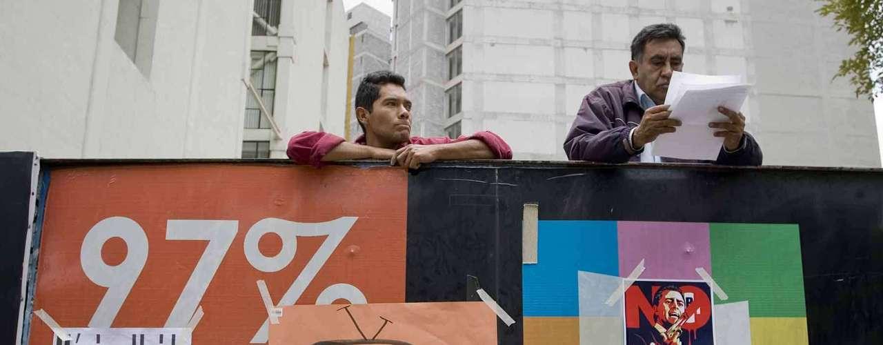 Los comicios han sido impugnados por la coalición de izquierda Movimiento Progresista y su candidato presidencial, Andrés Manuel López Obrador