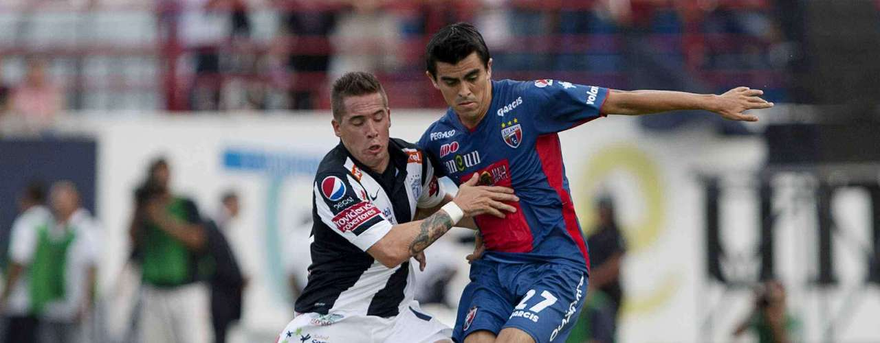 Atlante and Pachuca finished the weekend with a scoreless draw.