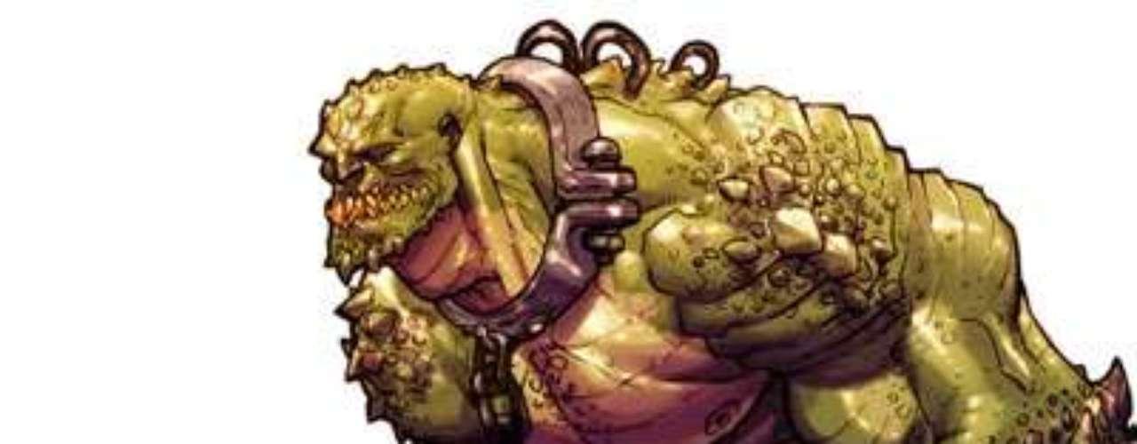 Killer croc - Waylon Jones.  Creado por Gerry Conway y Gene Colan  esta especie de mutante apareció en varios episodios  de la serie animada de Batman y  en varios ejemplares del comic del héroe de ciudad Gótica. 'Croc' se ha dedicado al tráfico de drogas y armas  y es un frecuente enemigo de Batman, además, tiene una fuerte rivalidad con Bane, otro enemigo del  hombre murciélago.