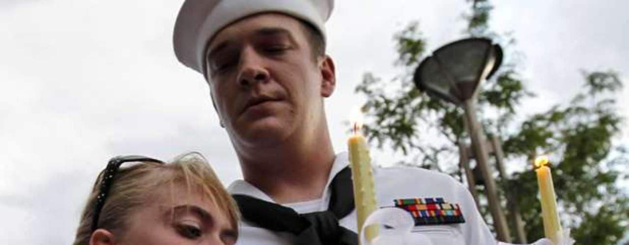 John Thomas Larimer: Tenía 27 años. Era marinero.