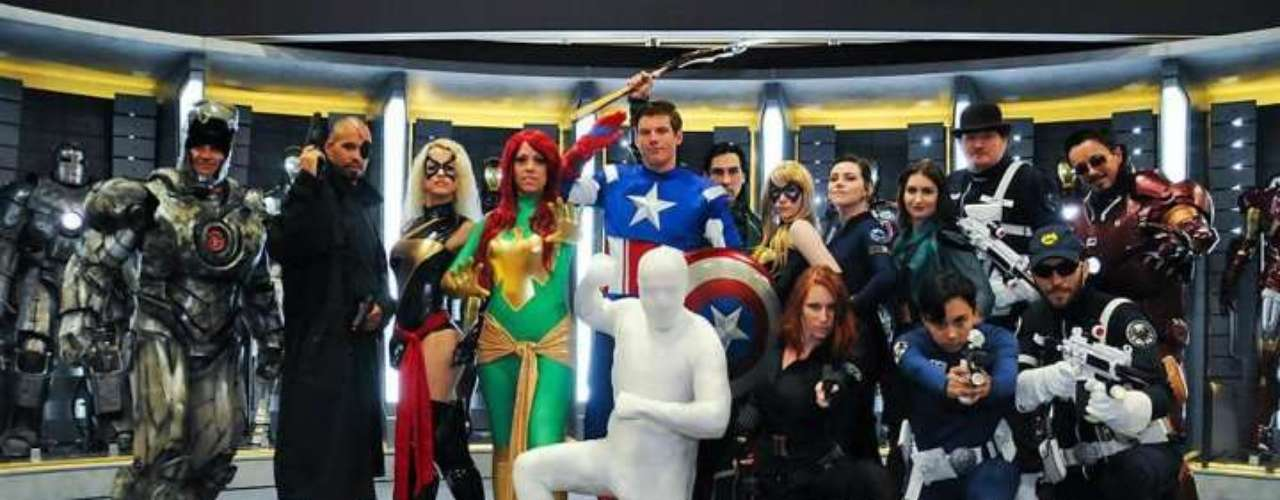 El evento del Comic Con San Diego reunió a algunos de los mejores \
