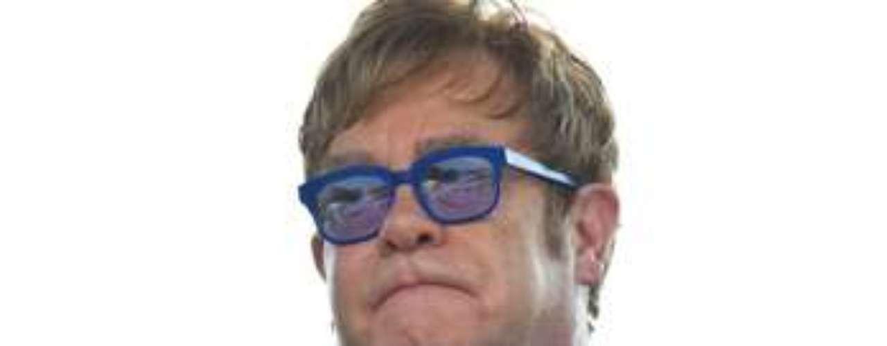 Elton John durante su intervención en la conferencia internacional SIDA 2012, que se realiza en Washington D.C., dijo que la lucha contra el SIDA en países en vías de desarrollo son fruto del amor y la compasión hacia el prójimo. \