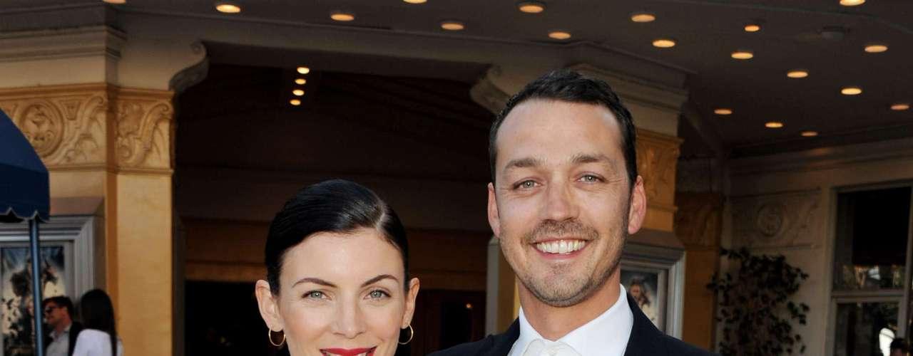 Rupert Sanders de 41 años está casado con la modelo Liberty Ross, que también participó en la película, \