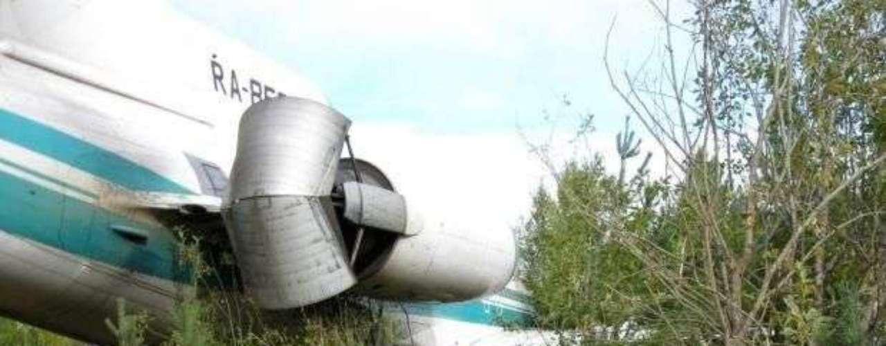 Este avión estuvo a punto estrellarse en septiembre del 2010, cuando en su interior viajaban 81 personas. La pericia del piloto hizo que nadie resultara herido. Un pasajero recuerda: \