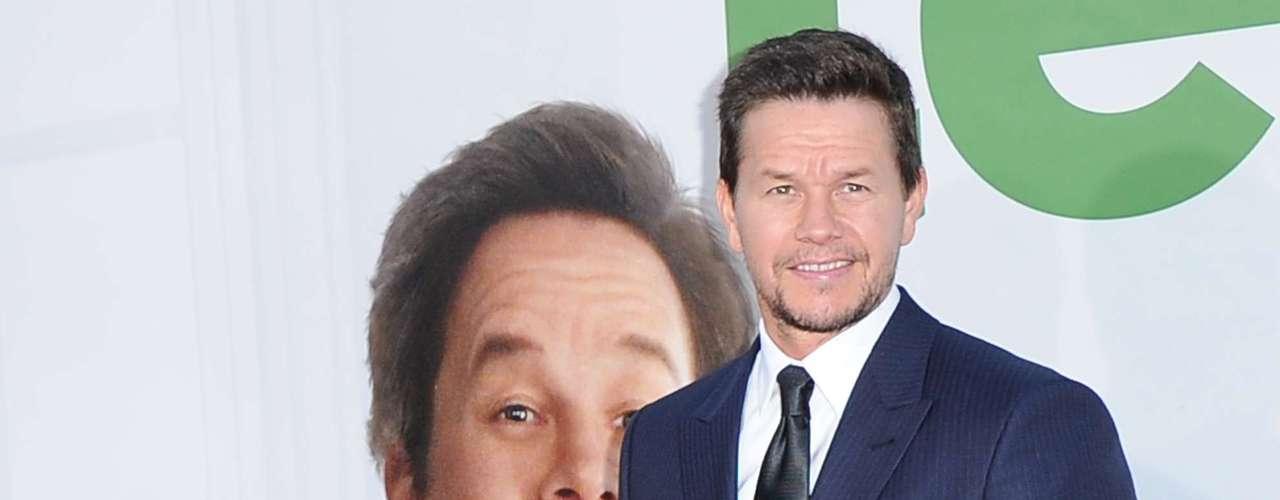 Mark Wahlberg. El hombre que puso de moda los torsos masculinos bien musculosos mide 1,73m (5'8\