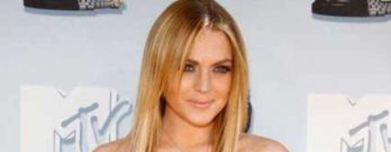 Lindsay forma parte de de la lista de peor vestidas de la asociación Peta (People for the Ethical Treatment of Animals)