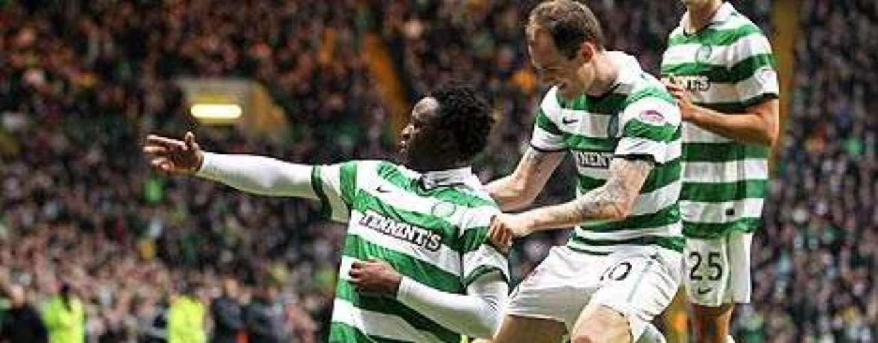 VICTOR WANMAYA: el keniano del Celtic es peleado por 5 equipos de la Premier: Manchester United, Arsenal, Qeens Park Rangers, Manchester City y Stoke City. Vale 9 millones de euros