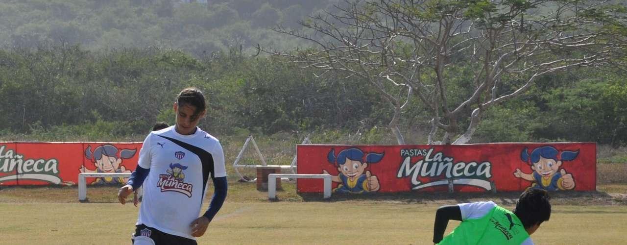 Giovanni Hernández, nuevamente será el capitán y líder del Junior de Barranquilla en esta Liga Postobón II - 2012.