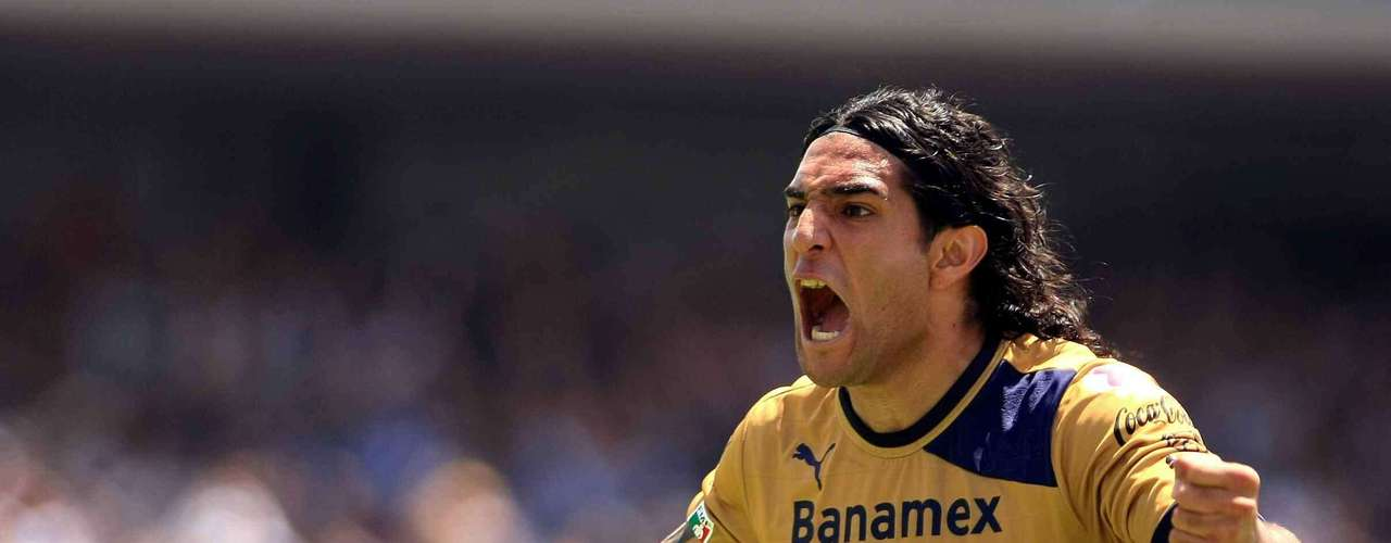 Attacking midfielder - Martín Bravo - Pumas. The Argentinean scored twice and is currently the leading scorer of the tournament.