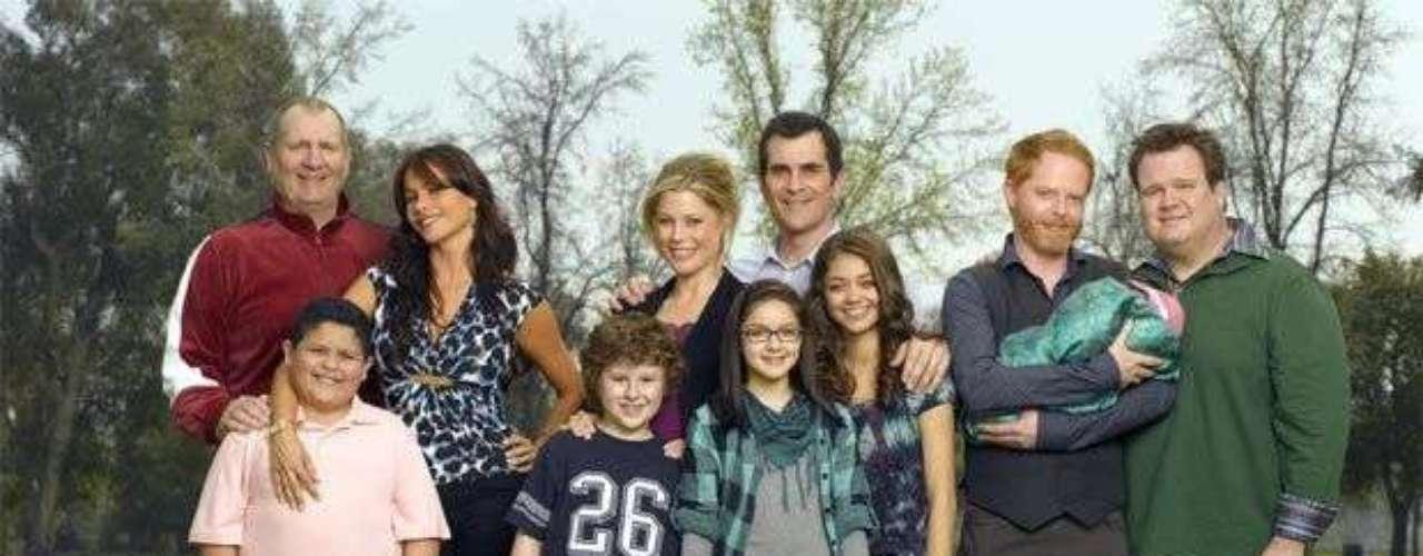 Sofía Vergara y sus compañeros demandan a 'Modern Family': La actriz y otros cuatro astros de \