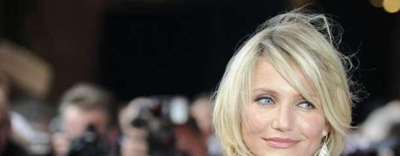 Cameron Diaz. En 1992 la actriz fue la protagonista de un video erótico sadomasoquista.