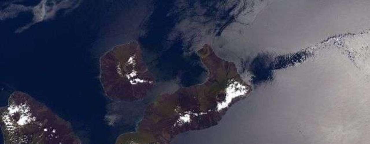 Las conocidas Islas Galápagos.