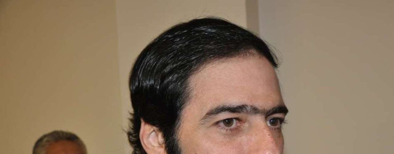 Antonio Char, presidente del Junior de Barranquilla, satisfecho por el esfuerzo que hizo su equipo en la contratación de los nuevos refuerzos.