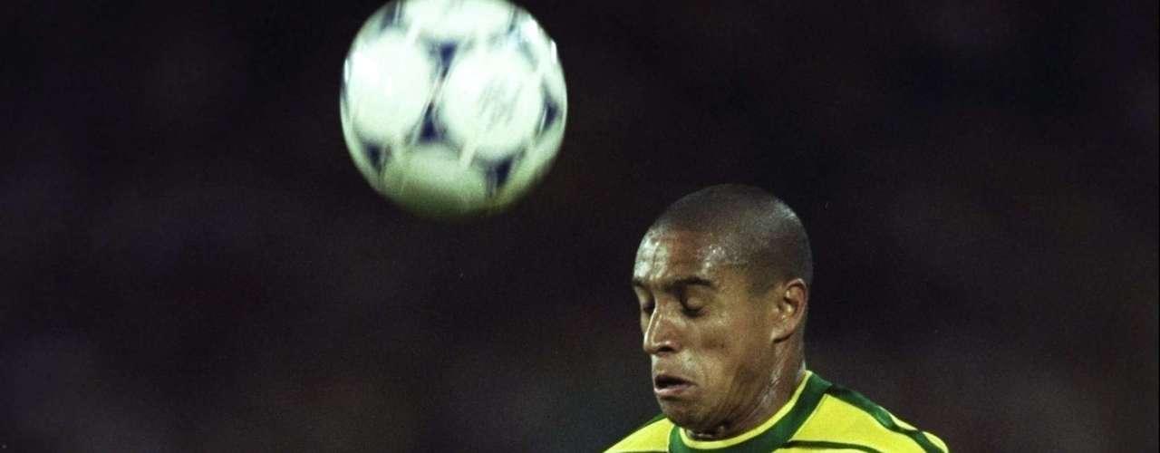 Roberto Carlos formó parte de la selección de Brasil en Francia 1998.