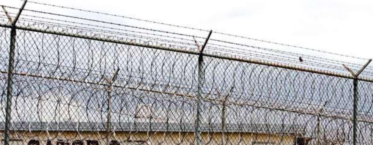 Angola es una de las prisiones más duras del país. El 91 por ciento de sus reclusos han cometido crímenes violentos.