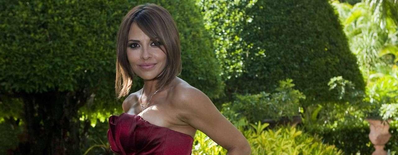 Elizabeth Cervantes ayudará al personaje de Leonardo García con sus maldades en la historia que inicia transmisiones en septiembre a través de la señal de TV Azteca.