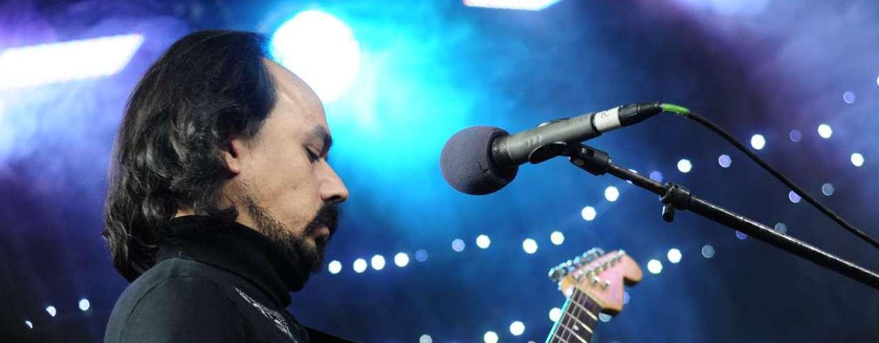 Manuel García inauguró el ciclo 2012 de Terra Live Music Studio, donde interpretó algunos de sus antiguos hits y otras de su más reciente producción, \