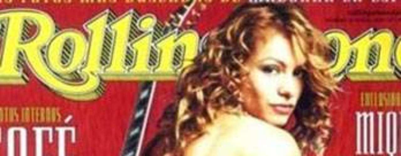 Paulina Rubio - 2001.