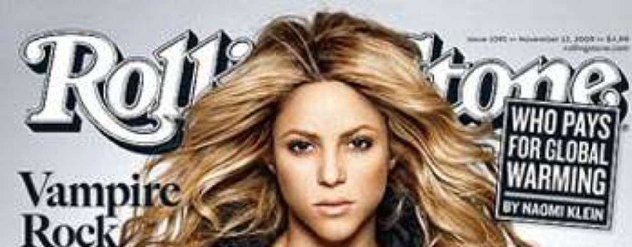 Shakira - 2009.