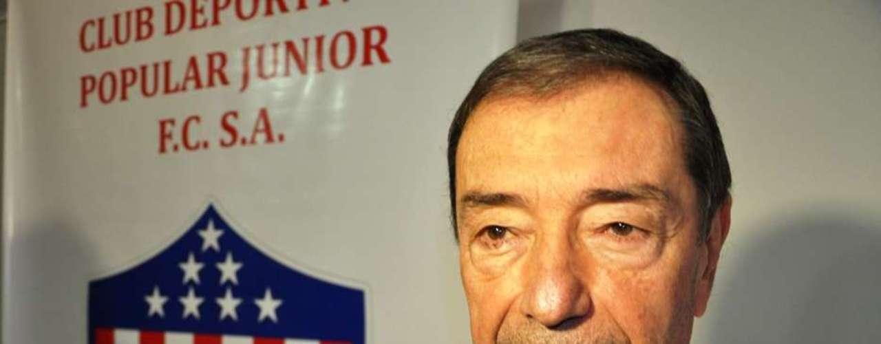 Fuad Char, máximo accionista del Junior de Barranquilla le dijo a 'Cheché' Hernández, \