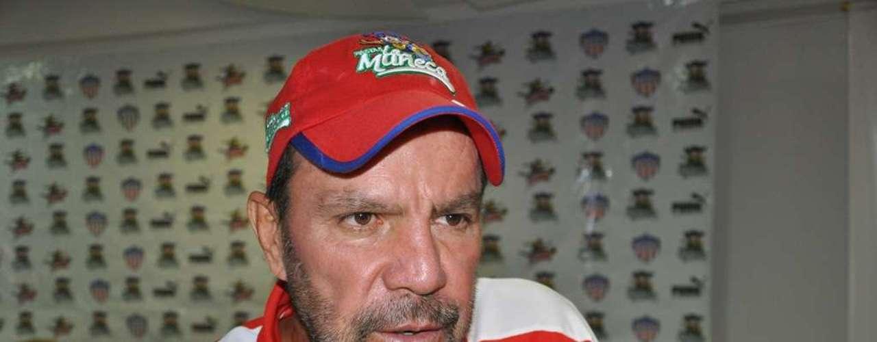 José 'Cheché' Hernández durante la rueda de prensa confirmó que Teo jugará de titular con Junior de Barranquilla este sábado 4 de agosto contra Real Cartagena.