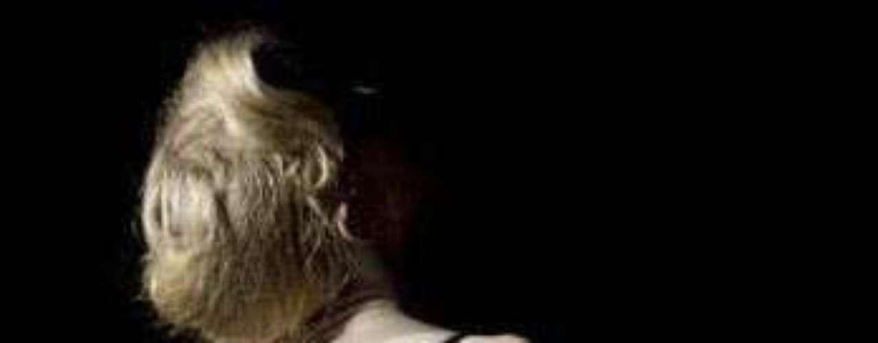 La parte trasera de Madonna fue admirada por miles en Italia.